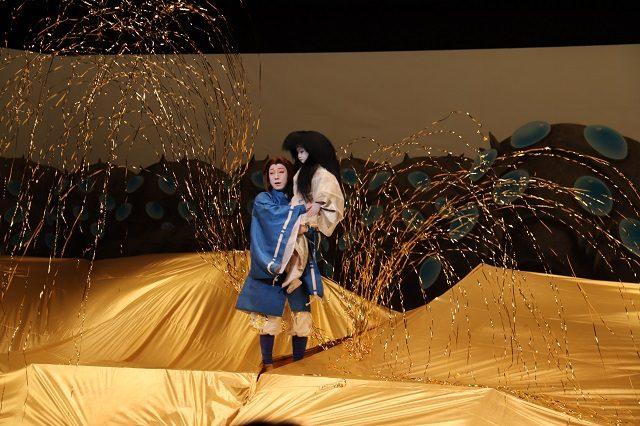 伎 映画 歌舞 館 ナウシカ 全てにおいて壮絶な作品@新作歌舞伎「風の谷のナウシカ」
